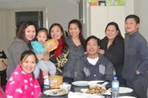 At Mt. Druitt, Thanks Chua family!