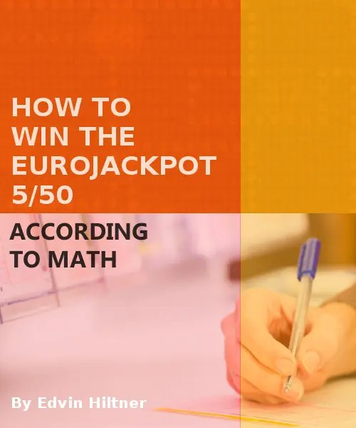 how to win the Eurojackpot 5/50 according to mathematics