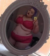 Courtney Belle - http://instagram.com/Bodypositivebelle