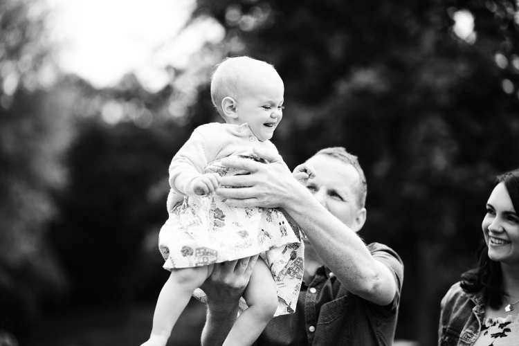 Outdoor family photoshoots in Sussex