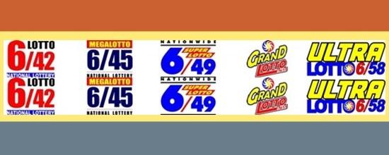 PCSO Lotto Games