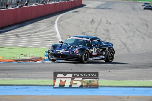 Lotus Elise 111S #113 - Jean-Baptiste Potier
