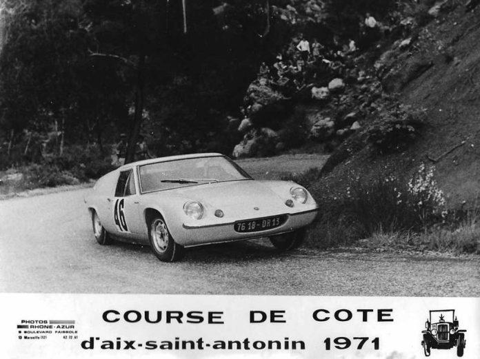 Course De Cote Lotus Europa S2
