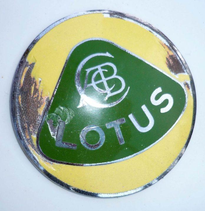 Lotus Europa Badge