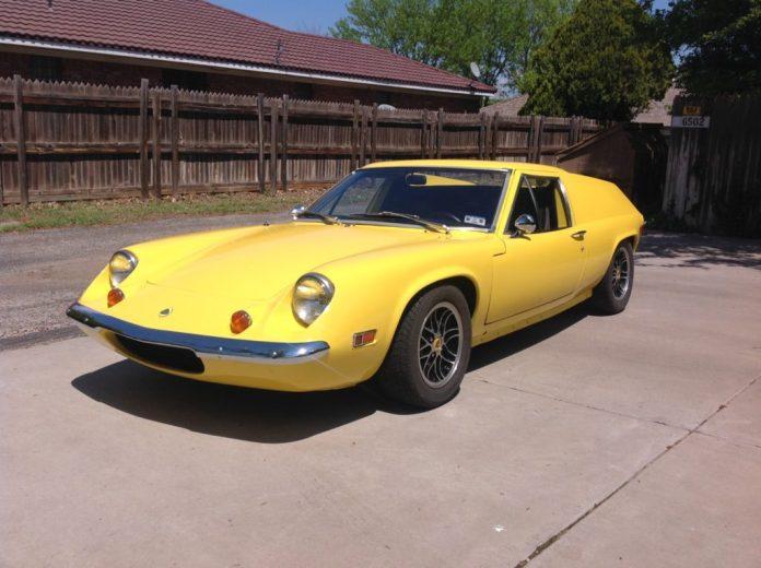 1971 Lotus Europa S2