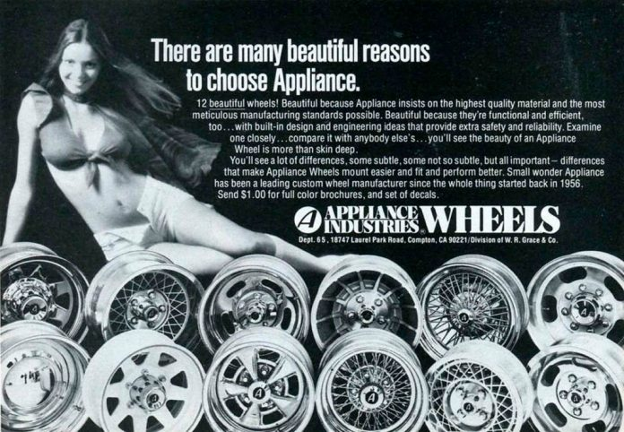 Appliance Mag Wheels chick