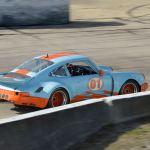 Gulf Colored Porsche 911