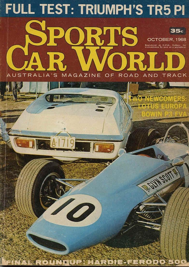 Sports Car World Europa