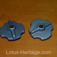 1986 Lotus Esprit Turbo fuel tank caps