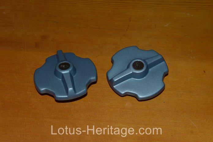 Lotus Esprit Turbo fuel tank cap