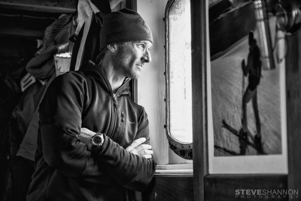 Donna Wood Portrait, Westfjords Iceland 2016