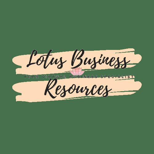 Logo of Lotus Business Resources LLC