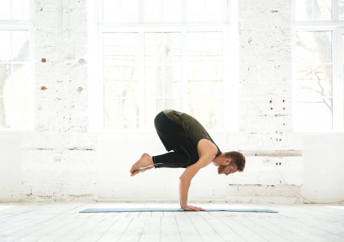 8 Benefits of Yoga for Men