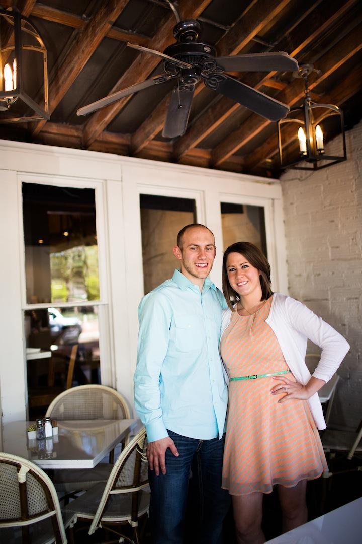 Katie And Jeffs Orlando Engagement Photos