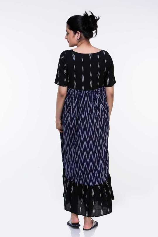 Plus Size Ankle Length Dress