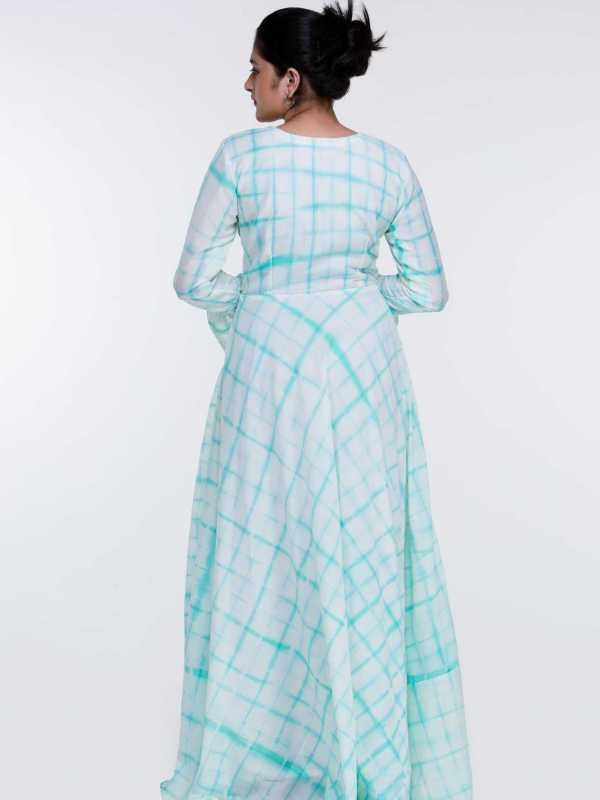 Cotton Plus Size Maxi Dress