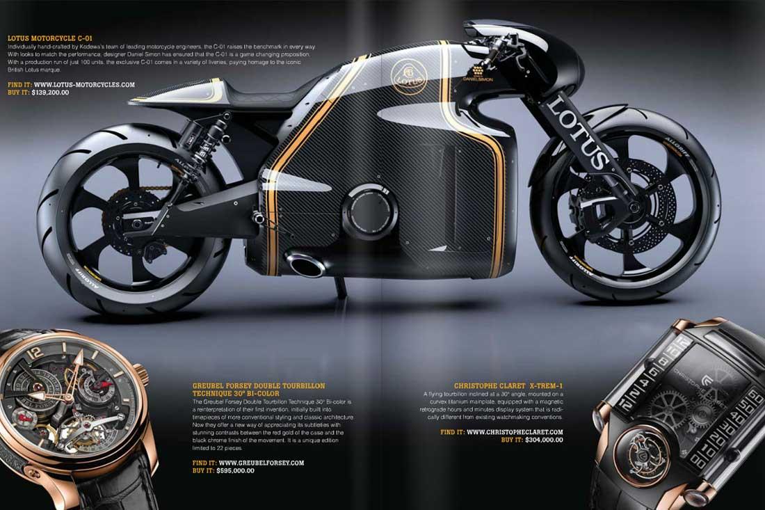 Lotus Bike C 01