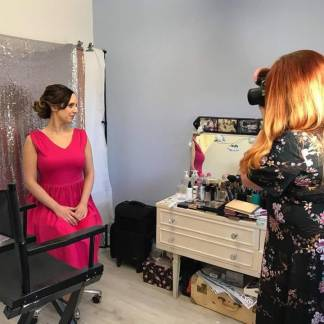 Lotus Photography Behind The Scenes Sapphire Styling