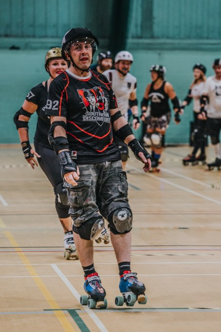 Lotus Photography Bournemouth Dorset Knobs Roller Derby Sports Phtoography 157