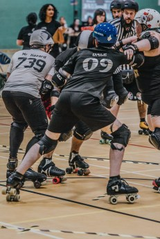Lotus Photography Bournemouth Dorset Knobs Roller Derby Sports Phtoography 229