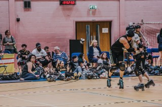 Lotus Photography Bournemouth Dorset Knobs Roller Derby Sports Phtoography 244