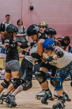 Lotus Photography Bournemouth Dorset Knobs Roller Derby Sports Phtoography 246