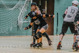 Lotus Photography Bournemouth Dorset Knobs Roller Derby Sports Phtoography 269
