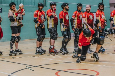 Lotus Photography Bournemouth Dorset Knobs Roller Derby Sports Phtoography 277