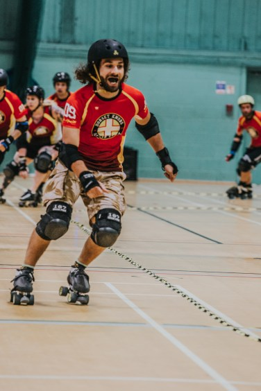 Lotus Photography Bournemouth Dorset Knobs Roller Derby Sports Phtoography 288
