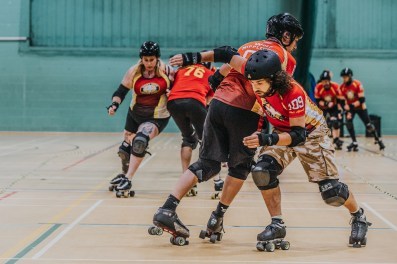 Lotus Photography Bournemouth Dorset Knobs Roller Derby Sports Phtoography 292