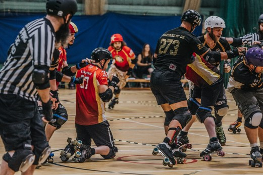 Lotus Photography Bournemouth Dorset Knobs Roller Derby Sports Phtoography 301