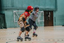 Lotus Photography Bournemouth Dorset Knobs Roller Derby Sports Phtoography 303