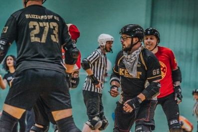 Lotus Photography Bournemouth Dorset Knobs Roller Derby Sports Phtoography 328