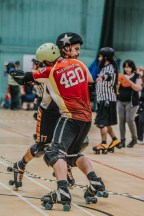 Lotus Photography Bournemouth Dorset Knobs Roller Derby Sports Phtoography 333