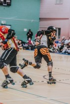 Lotus Photography Bournemouth Dorset Knobs Roller Derby Sports Phtoography 334