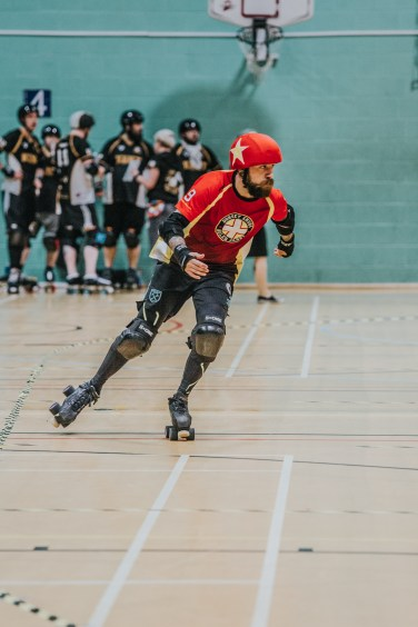 Lotus Photography Bournemouth Dorset Knobs Roller Derby Sports Phtoography 337