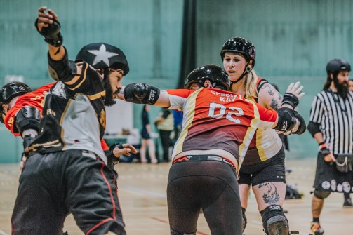 Lotus Photography Bournemouth Dorset Knobs Roller Derby Sports Phtoography 346