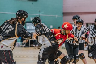 Lotus Photography Bournemouth Dorset Knobs Roller Derby Sports Phtoography 352