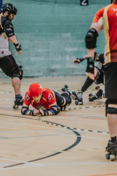 Lotus Photography Bournemouth Dorset Knobs Roller Derby Sports Phtoography 361