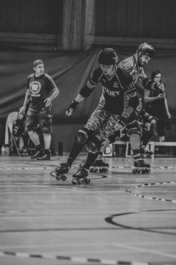 Lotus Photography Bournemouth Dorset Knobs Roller Derby Sports Phtoography 398