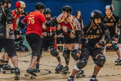 Lotus Photography Bournemouth Dorset Knobs Roller Derby Sports Phtoography 407