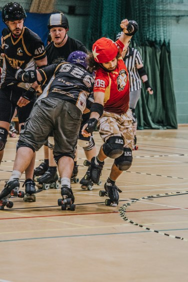 Lotus Photography Bournemouth Dorset Knobs Roller Derby Sports Phtoography 410