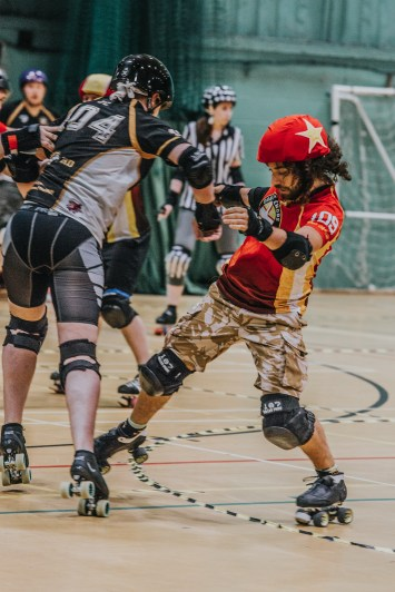 Lotus Photography Bournemouth Dorset Knobs Roller Derby Sports Phtoography 414
