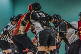 Lotus Photography Bournemouth Dorset Knobs Roller Derby Sports Phtoography 424