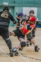 Lotus Photography Bournemouth Dorset Knobs Roller Derby Sports Phtoography 438