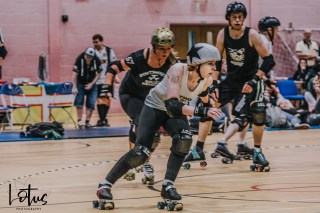 Lotus Photography Bournemouth Dorset Knobs Roller Derby Sports Phtoography 44
