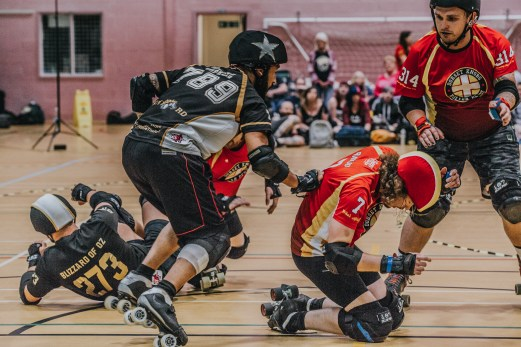 Lotus Photography Bournemouth Dorset Knobs Roller Derby Sports Phtoography 455