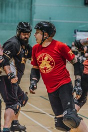 Lotus Photography Bournemouth Dorset Knobs Roller Derby Sports Phtoography 471