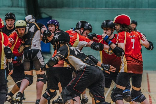 Lotus Photography Bournemouth Dorset Knobs Roller Derby Sports Phtoography 489