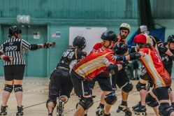 Lotus Photography Bournemouth Dorset Knobs Roller Derby Sports Phtoography 490